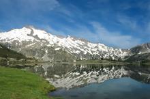 Neouvielle et lac d_aumar